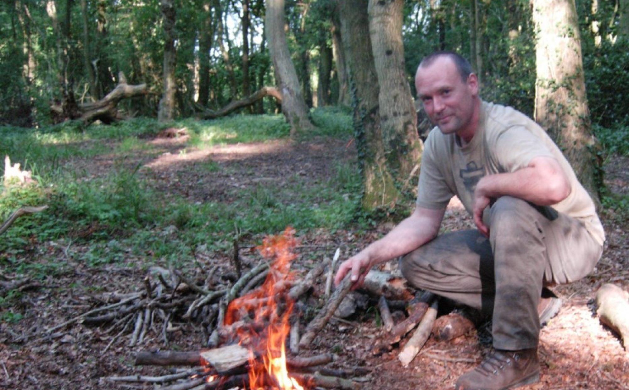 Bushcraft Stag Weekend
